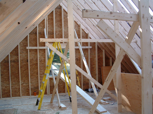 Garage Attic Builder Nh Southern Nh Construction