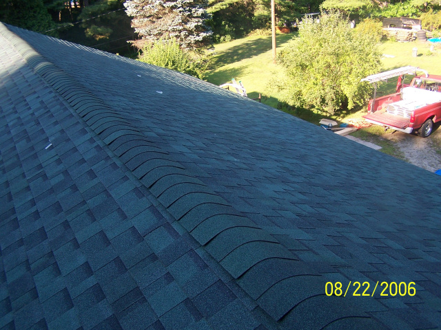 Roof Roofing Deck Installation Residential